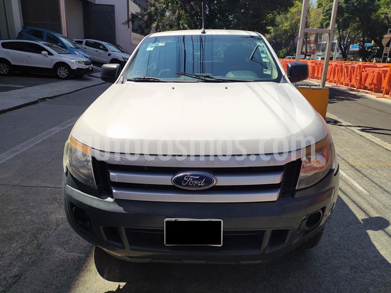 Ford Ranger XL Gasolina 4x2 usado (2015) color Blanco precio $202,000