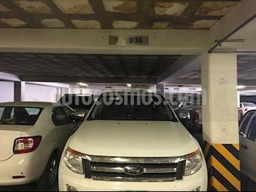 Ford Ranger XLT Limited usado (2015) color Blanco precio $252,000