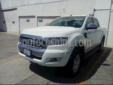 Ford Ranger XLT GASOLINA 4X4 CABINA DOBLE usado (2019) color Blanco precio $368,000