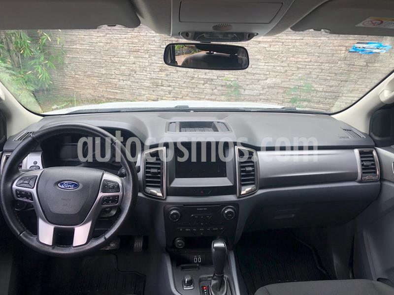 Foto Ford Ranger XLT Diesel 4x4 usado (2019) color Blanco Oxford precio $439,000