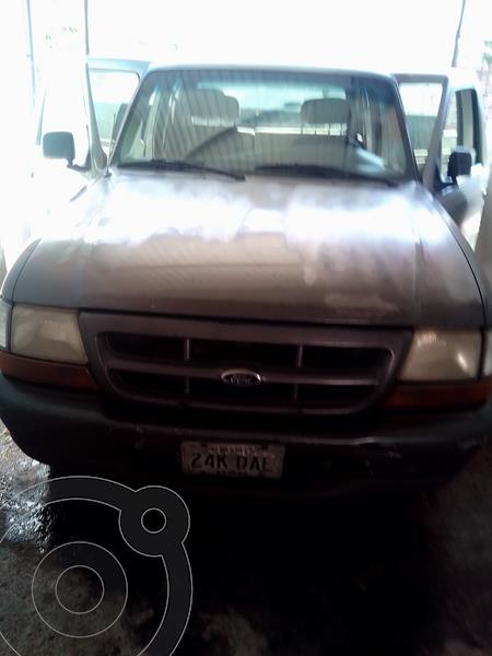 Ford Ranger Doble Cab. 4x4 L4,2.5i,8v S 1 3 usado (2000) color Gris precio BoF2.800