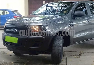 Foto venta Auto usado Ford Ranger XL 2.2L 4x2 TDi CD Safety (2017) color Gris Mercurio precio $840.000