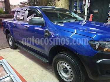 foto Ford Ranger XL 2.2L 4x2 TDi CD Safety usado (2017) color Azul Aurora precio $980.000