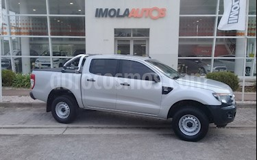 foto Ford Ranger XL 2.2L 4x2 TDi CD Safety usado (2015) color Plata Metalizado precio $680.000