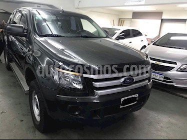 foto Ford Ranger XL 2.2L 4x2 TDi CD Safety usado (2014) color Gris Zinc precio $819.000
