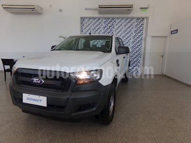 Foto venta Auto usado Ford Ranger XL 2.2L 4x2 TDi CD Safety (2016) color Blanco precio $560.000