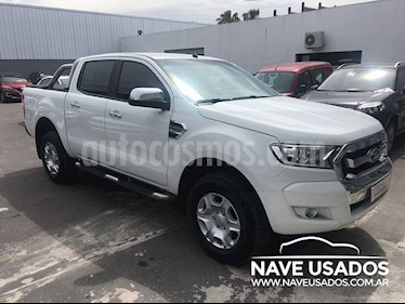 Foto venta Auto Usado Ford Ranger XL 2.2L 4x2 TDi CD (2017) color Blanco