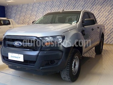 Foto venta Auto usado Ford Ranger XL 2.2L 4x2 TDi CD (2017) color Plata Metalizado precio $730.000