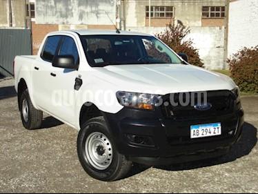 foto Ford Ranger XL 2.2L 4x2 TDi CD usado (2017) color Blanco precio $500.000
