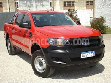 Ford Ranger XL 2.2L 4x2 TDi CD usado (2016) color Rojo precio $650.000