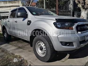 Ford Ranger XL 2.2L 4x2 TDi CD usado (2018) color Gris Mercurio precio $1.610.000