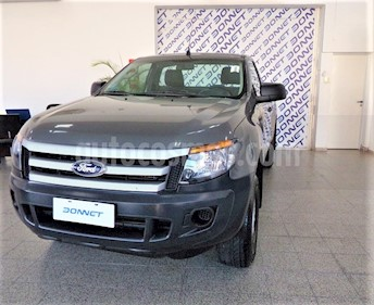 foto Ford Ranger XL 2.2L 4x2 TDi CS Safety usado (2015) color Gris Mercurio precio $578.000
