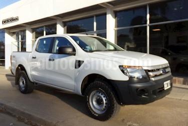 Foto venta Auto usado Ford Ranger XL 2.2L 4x2 TDi CS  (2014) color Blanco precio $695.000