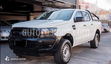 Foto venta Auto usado Ford Ranger XL 2.2L 4x2 TDi CS  (2017) color Blanco precio $989.000