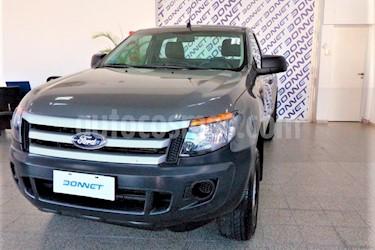 Foto venta Auto usado Ford Ranger XL 2.2L 4x2 TDi CS (2015) color Gris Magnesio precio $578.000
