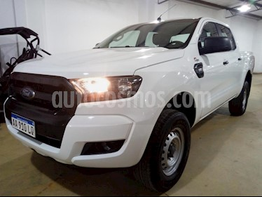Foto venta Auto usado Ford Ranger XL 2.2L 4x2 TDi CS  (2017) color Blanco precio $1.111.111