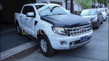 Foto venta Auto usado Ford Ranger XL 2.2L 4x4 TDi CD Safety (2013) color Blanco precio $849.900