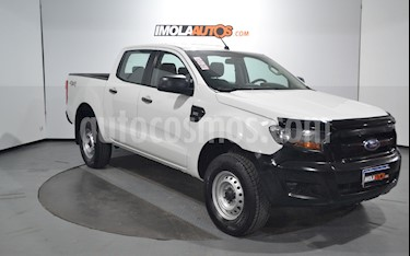 Ford Ranger XL 2.2L 4x4 TDi CD Safety usado (2016) color Blanco Oxford precio $980.000