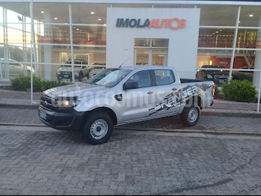 Foto venta Auto Usado Ford Ranger XL 2.2L 4x4 TDi CD Safety (2016) color Plata precio $645.000