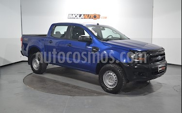 Foto Ford Ranger XL 2.2L 4x4 TDi CD Safety usado (2016) color Azul Monaco precio $980.000
