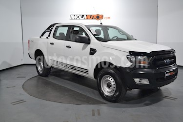 Foto Ford Ranger XL 2.2L 4x4 TDi CD Safety usado (2017) color Blanco Oxford precio $990.000
