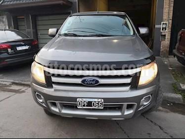 Foto venta Auto usado Ford Ranger XL 2.2L 4x4 TDi CD Safety  (2014) color Gris Mercurio precio $655.000