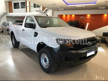 Foto venta Auto usado Ford Ranger XL 2.2L 4x4 TDi CS Safety 2015/2016 (2016) color Blanco precio $749.000