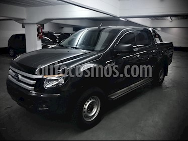 Foto venta Auto usado Ford Ranger XL 2.5L 4x2 CD Safety (2014) color Gris