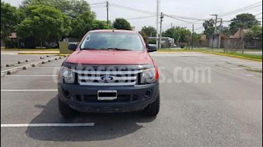 Foto venta Auto usado Ford Ranger XL 2.5L 4x2 CD (2013) color Rojo precio $500.000