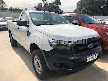 Foto venta Auto usado Ford Ranger XL 2.5L 4x2 CS Safety 2015/2016 (2016) color Blanco Oxford precio $765.000