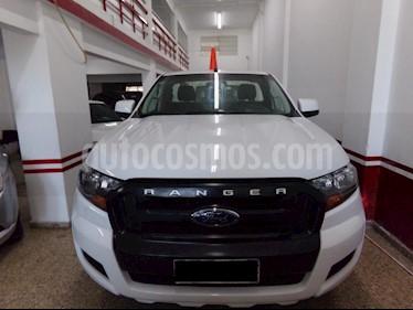 Foto venta Auto usado Ford Ranger XL 2.5L 4x2 CS   (2016) color Blanco precio $620.000