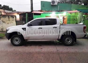 Foto venta Auto usado Ford Ranger XL 2.5L 4x2 CS   (2014) color Blanco precio $570.000