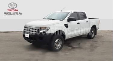 Foto venta Auto usado Ford Ranger XL 2.5L 4x2 CS   (2015) color Blanco precio $750.000