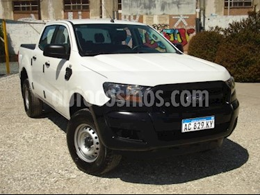 Foto Ford Ranger XL 2.5L 4x2 CS   usado (2018) color Blanco precio $700.000