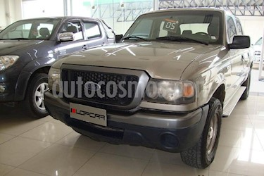 Foto venta Auto usado Ford Ranger XL 2.8L 4x4 TDi CS (2005) color Beige precio $310.000