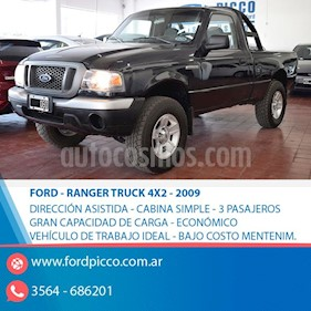 Foto Ford Ranger XL 3.0L Plus 4x2 TDi CS usado (2009) color Negro