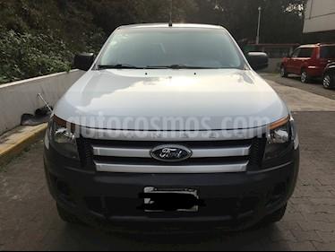 Foto venta Auto usado Ford Ranger XL Cabina Doble Ac (2014) color Blanco precio $229,000