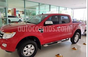 Foto venta Auto Seminuevo Ford Ranger XL Cabina Doble Ac (2016) color Rojo precio $273,500