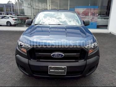 Foto venta Auto usado Ford Ranger XL Cabina Doble (2019) color Azul precio $349,900