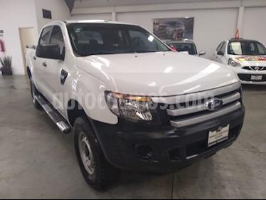 Foto venta Auto usado Ford Ranger XL Cabina Doble (2015) color Blanco precio $239,000