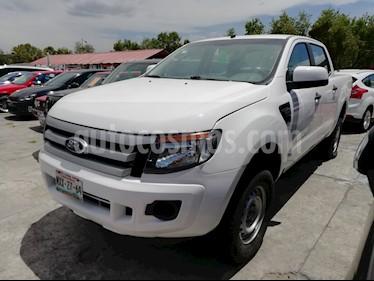 Foto venta Auto usado Ford Ranger XL Cabina Doble (2016) color Blanco Oxford precio $197,000