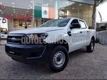 Foto venta Auto Seminuevo Ford Ranger XL Cabina Doble  (2017) color Blanco precio $310,000