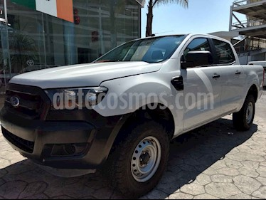 Foto venta Auto usado Ford Ranger XL Cabina Doble  (2017) color Blanco precio $269,000
