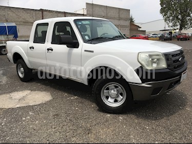Foto venta Auto usado Ford Ranger XL Cabina Doble (2012) color Blanco precio $152,000