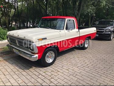Ford Ranger XL Cabina Regular Corto usado (1972) color Rojo precio $120,000