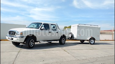 Ford Ranger XL Cabina Regular LWB Ac usado (2008) color Blanco precio $132,000