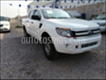 Ford Ranger XL Diesel Cabina Doble usado (2016) color Blanco precio $289,000