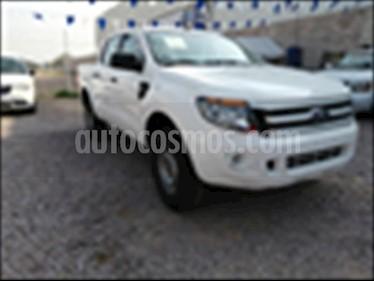 foto Ford Ranger XL Diésel Cabina Doble usado (2016) color Blanco precio $289,000
