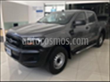 Ford Ranger XL GAS CREW CAB 2.5L usado (2019) color Gris precio $345,000