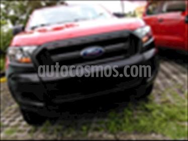 Foto venta Auto usado Ford Ranger XL GAS CREW CAB (2017) color Rojo precio $325,000